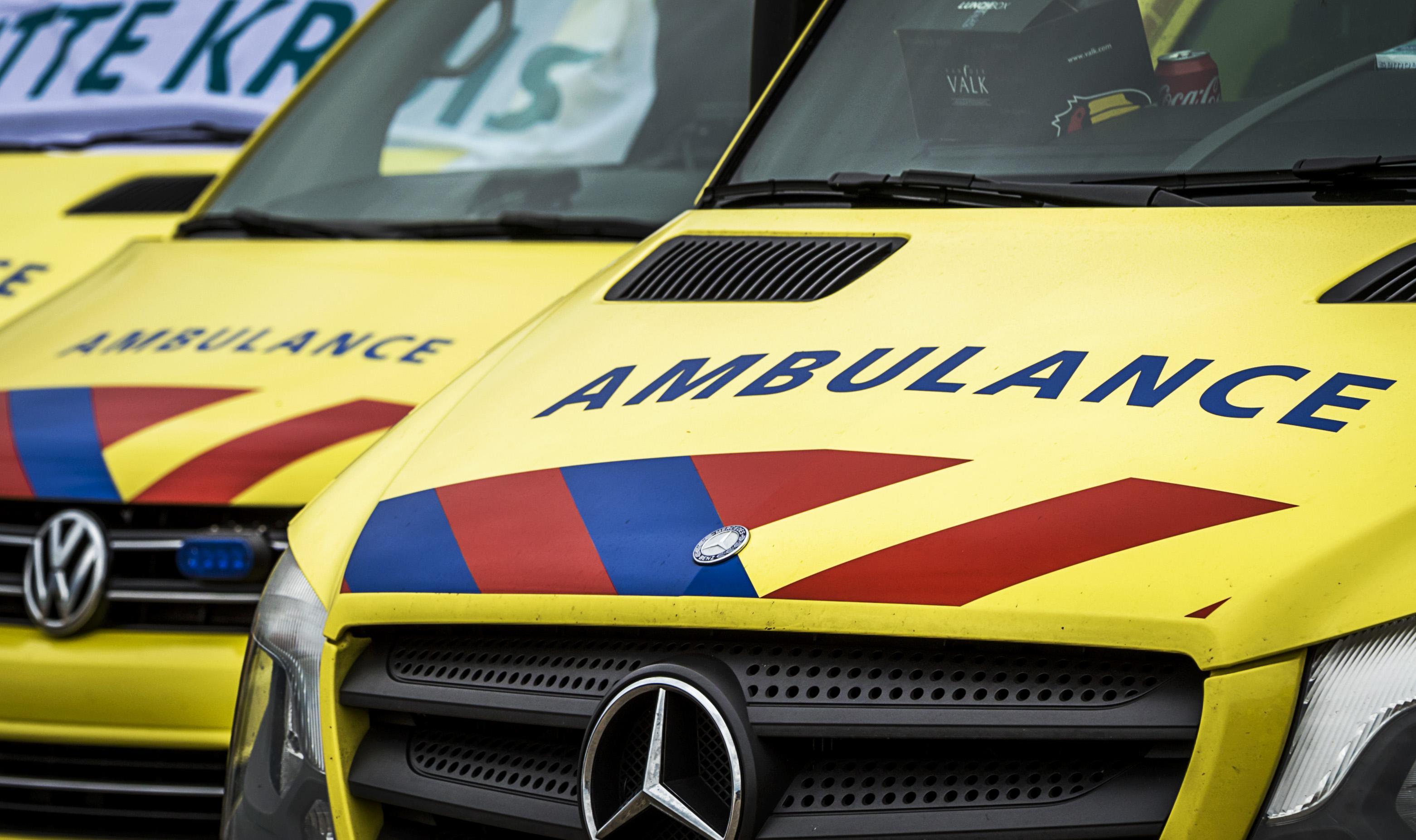 Gijzeling collega's hakt er flink in op Alkmaarse ambulancepost: 'Dit komt emotioneel echt wel binnen en heeft impact op het hele team'