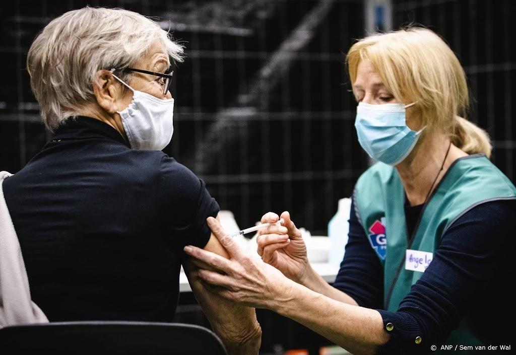 'Meerderheid bevolking heeft laag vertrouwen in vaccinatiebeleid'