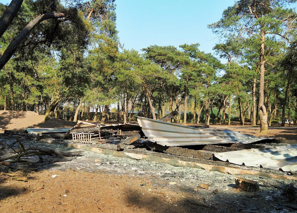 Man uit Eemnes opgepakt voor brandstichting in safaripark Beekse Bergen waarbij tien dieren omkwamen