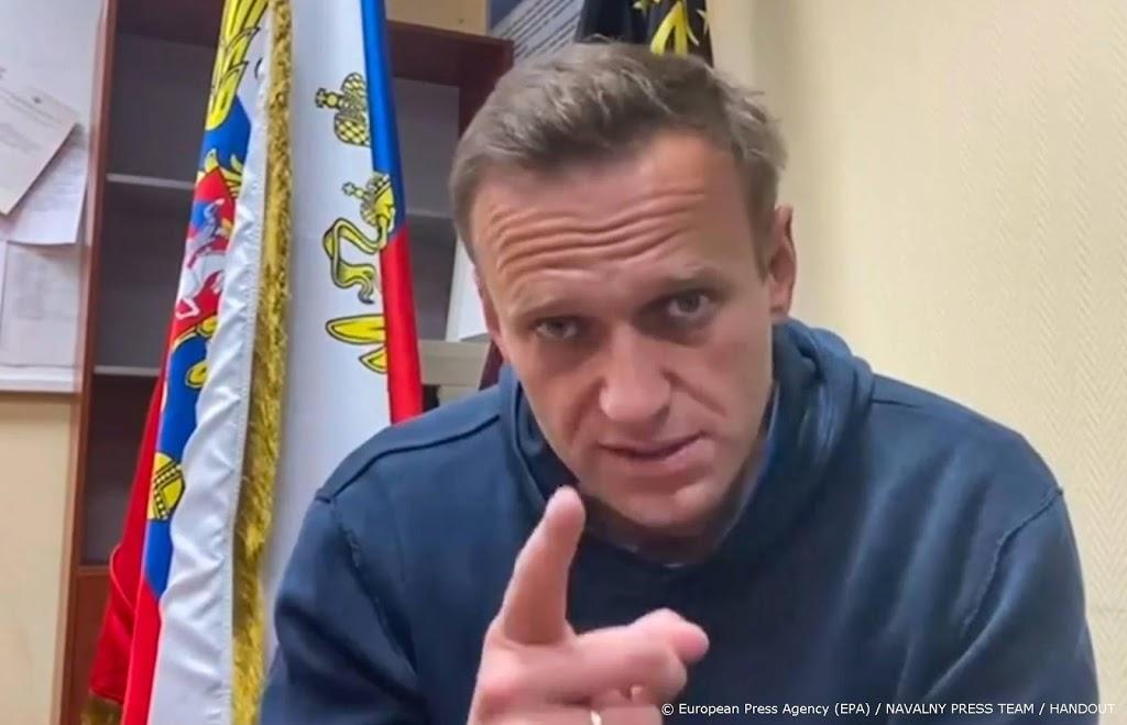 Rusland arresteert vijf medewerkers van Navalni