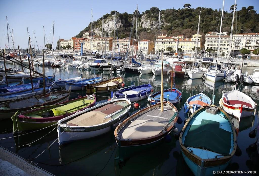 Weekend-lockdowns aan de Côte d'Azur