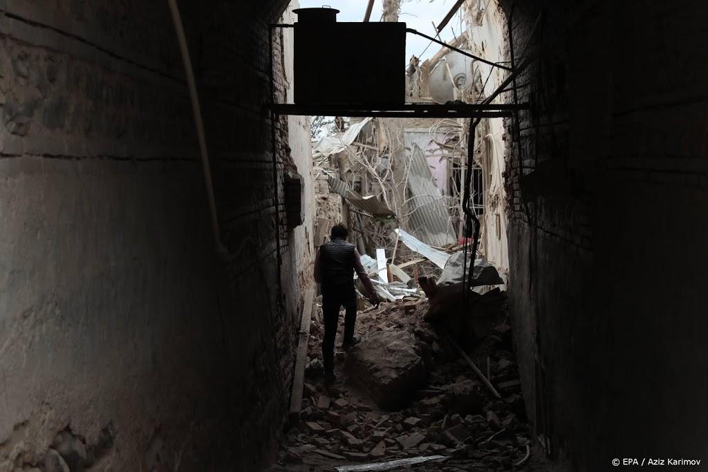 'Doden in Azerbeidzjan door Armeense beschietingen'