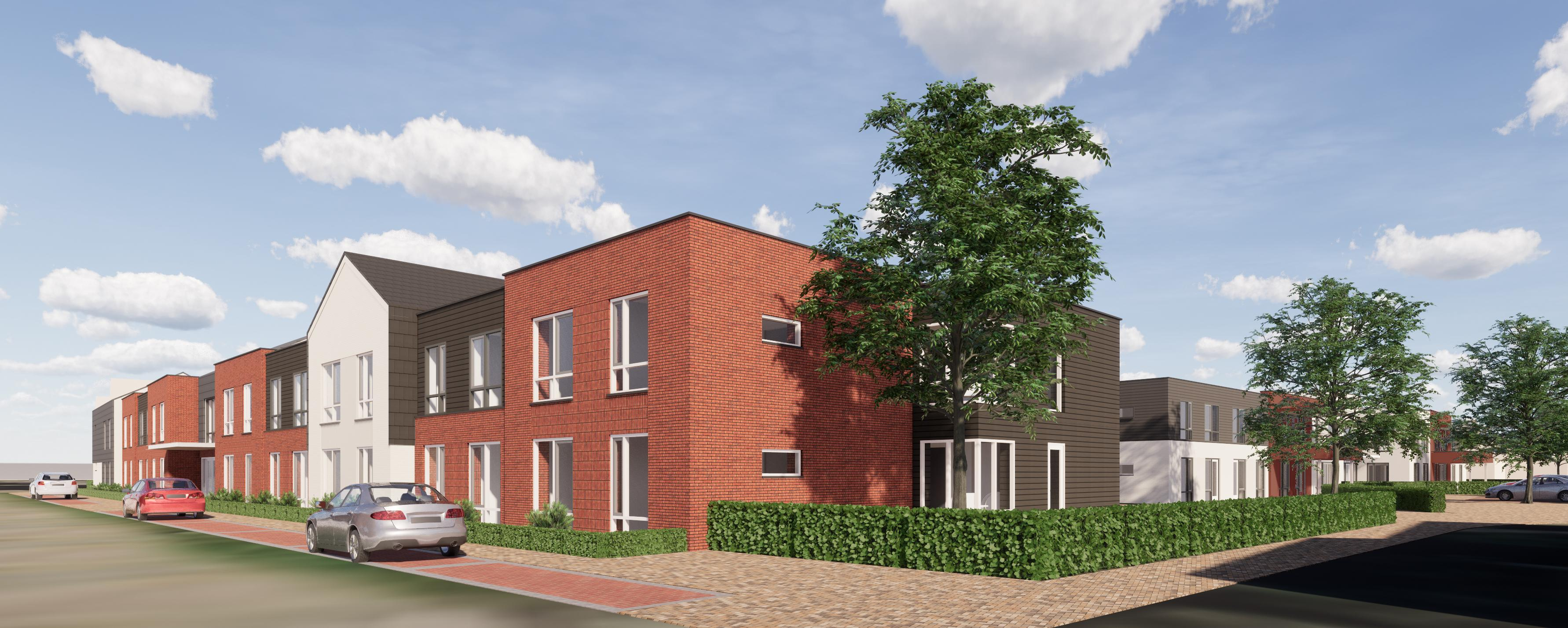 Nieuw Noorderlicht krijgt twee locaties in Hippolytushoef; bewoners verhuizen half september tijdelijk naar Wieringerwaard
