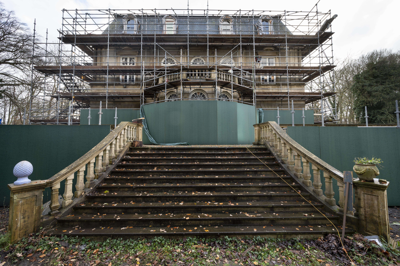 Stilleggen restauratie Huize Ivicke vanwege mogelijk vleermuizen is volgens de VVD 'bezopen'