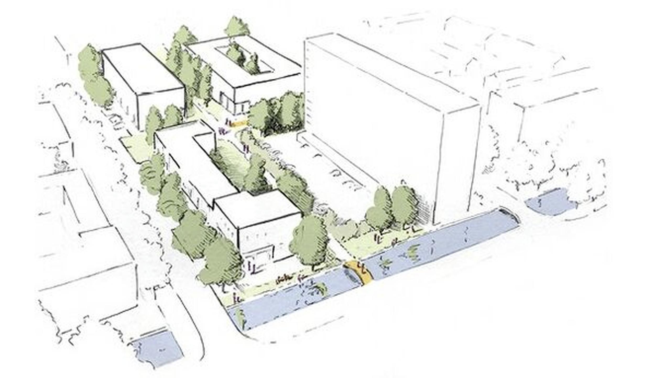Woningcorporatie Elan gaat drie portiekflats in Haarlem-Schalkwijk slopen om plaats te maken voor nieuwbouw